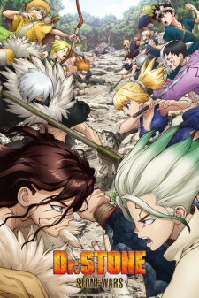 Dr. Stone S2