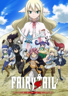 Fairy Tail: Final Series Sub Indo Episode 01-51 End