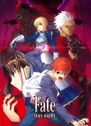 Fate/stay night Sub Indo Episode 01-24 End BD