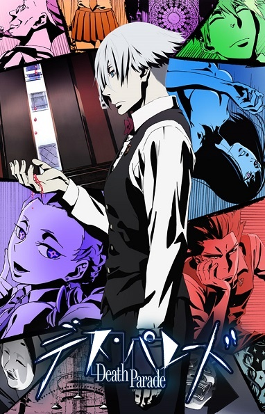 Death Parade Sub Indo Episode 01-12 End BD