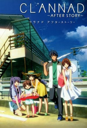 Clannad: After Story Sub Indo Episode 01-24 End + OVA BD