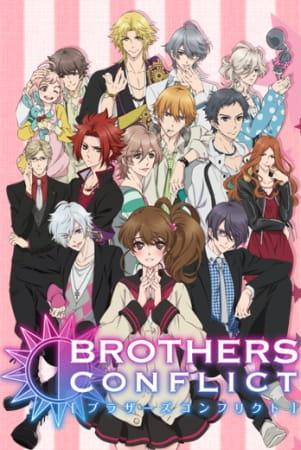 Brothers Conflict Sub Indo Episode 01-12 End