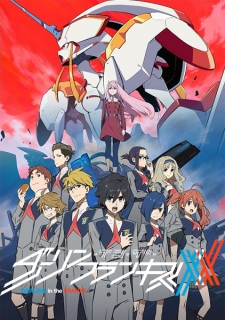 Darling in the FranXX Sub Indo Episode 01-24 End BD