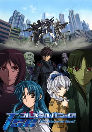 Full Metal Panic! The 2nd Raid Sub Indo Episode 01-13 End BD
