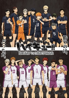 Haikyuu!! S3 Sub Indo Episode 01-10 End BD