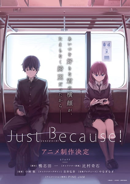 Just Because Sub Indo Episode 01-12 End
