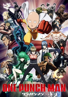 One Punch Man S1