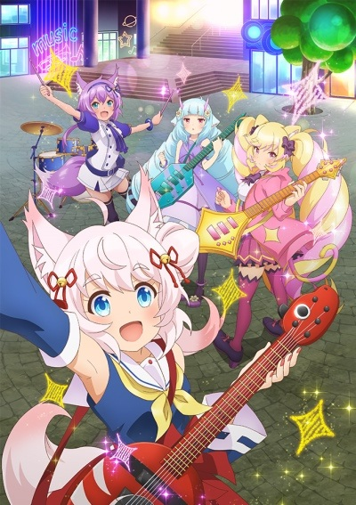 Show By Rock!! Mashumairesh!! Sub Indo Episode 01-12 End