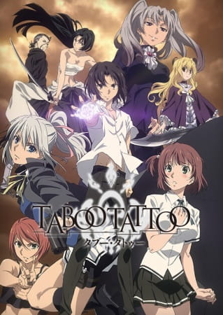 Taboo Tattoo Sub Indo Episode 01-12 End BD