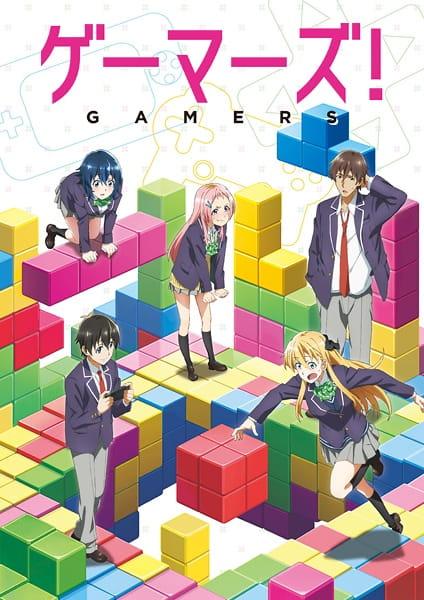Gamers! Sub Indo Episode 01-12 End BD