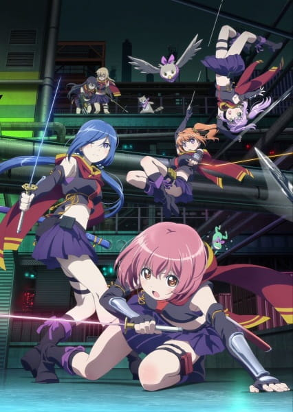 Release the Spyce Sub Indo Episode 01-12 End BD