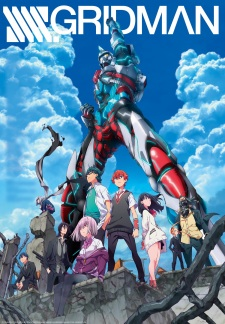 SSSS Gridman Sub Indo Episode 01-12 End BD