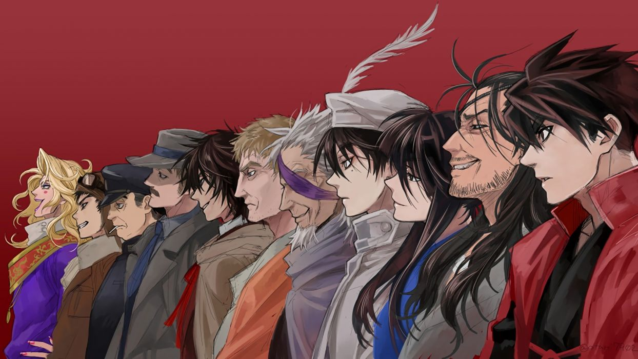 Drifters Sub Indo Episode 01-12 End + 2 OVA BD