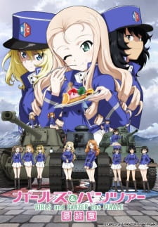 Girls & Panzer: Saishuushou Part 2 Sub Indo BD