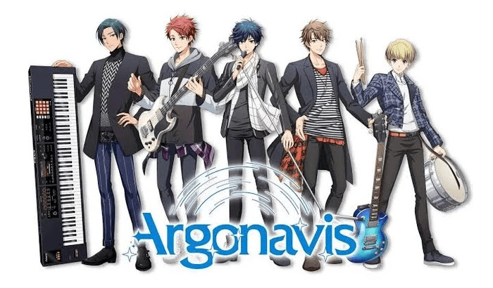 Argonavis from BanG Dream! Sub Indo Episode 01-13 End