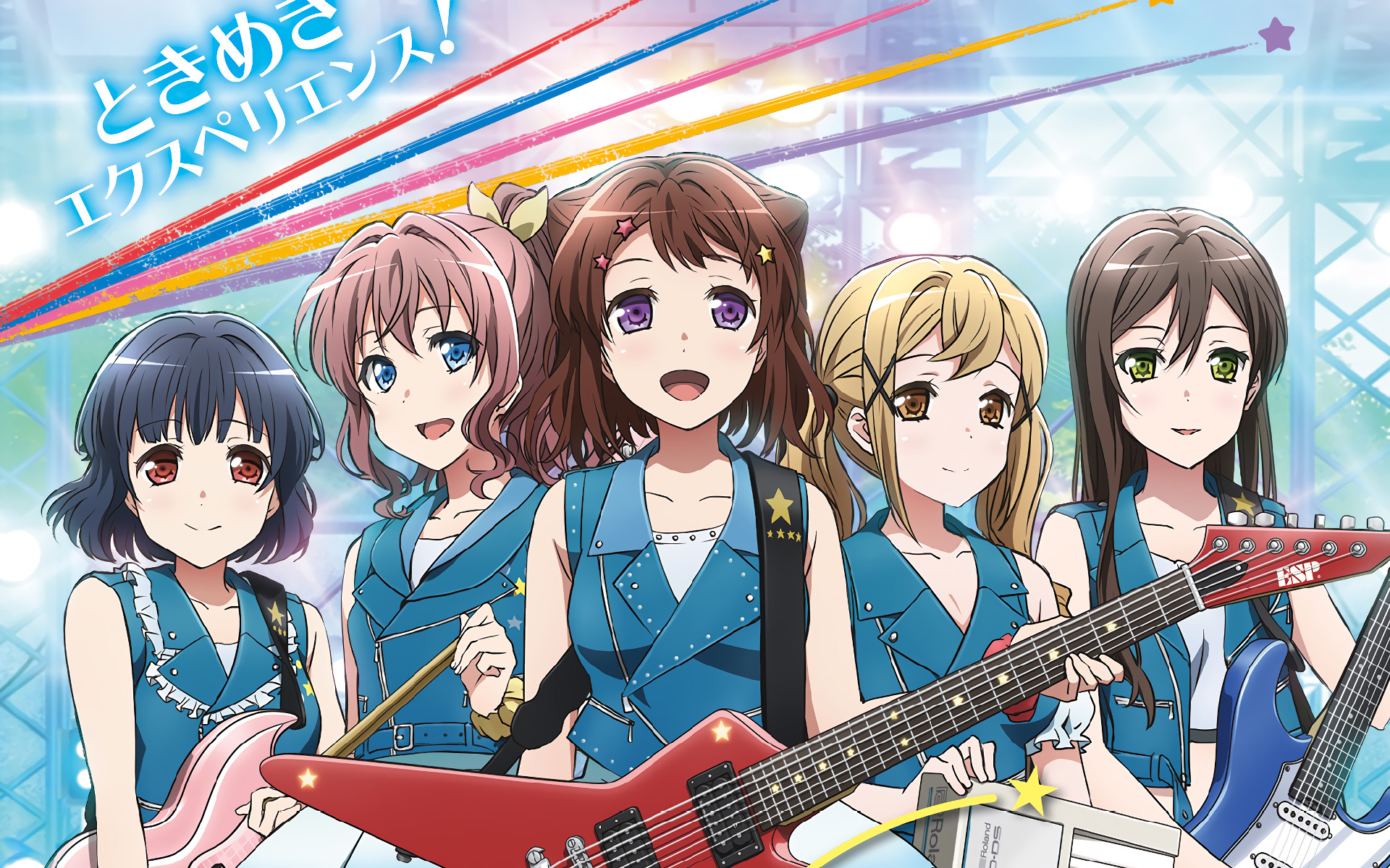 BanG Dream! S3 Sub Indo Episode 01-11
