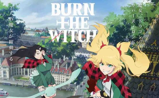 Burn the Witch Sub Indo Movie