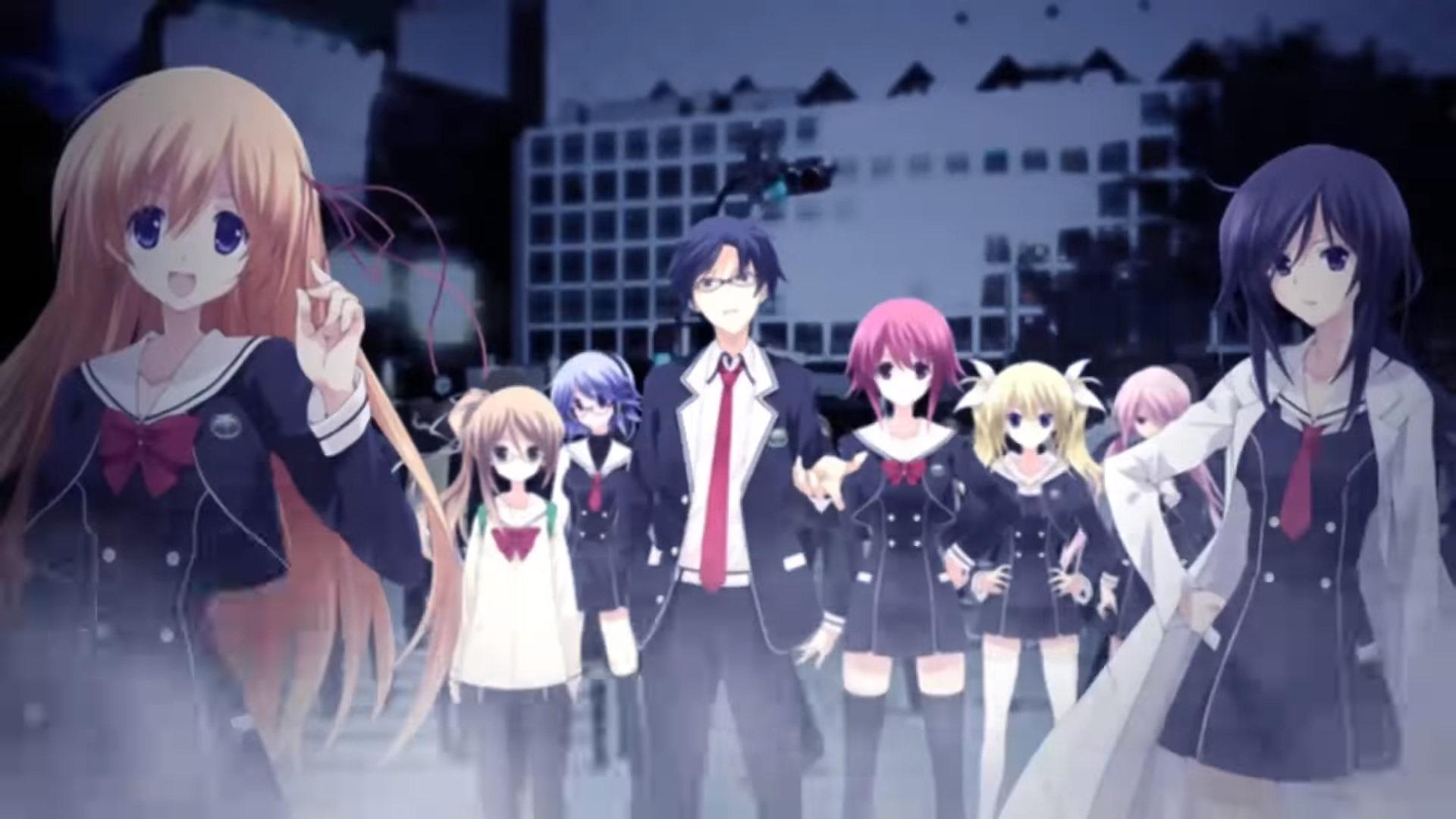 Chaos Child Sub Indo Episode 01-12 End