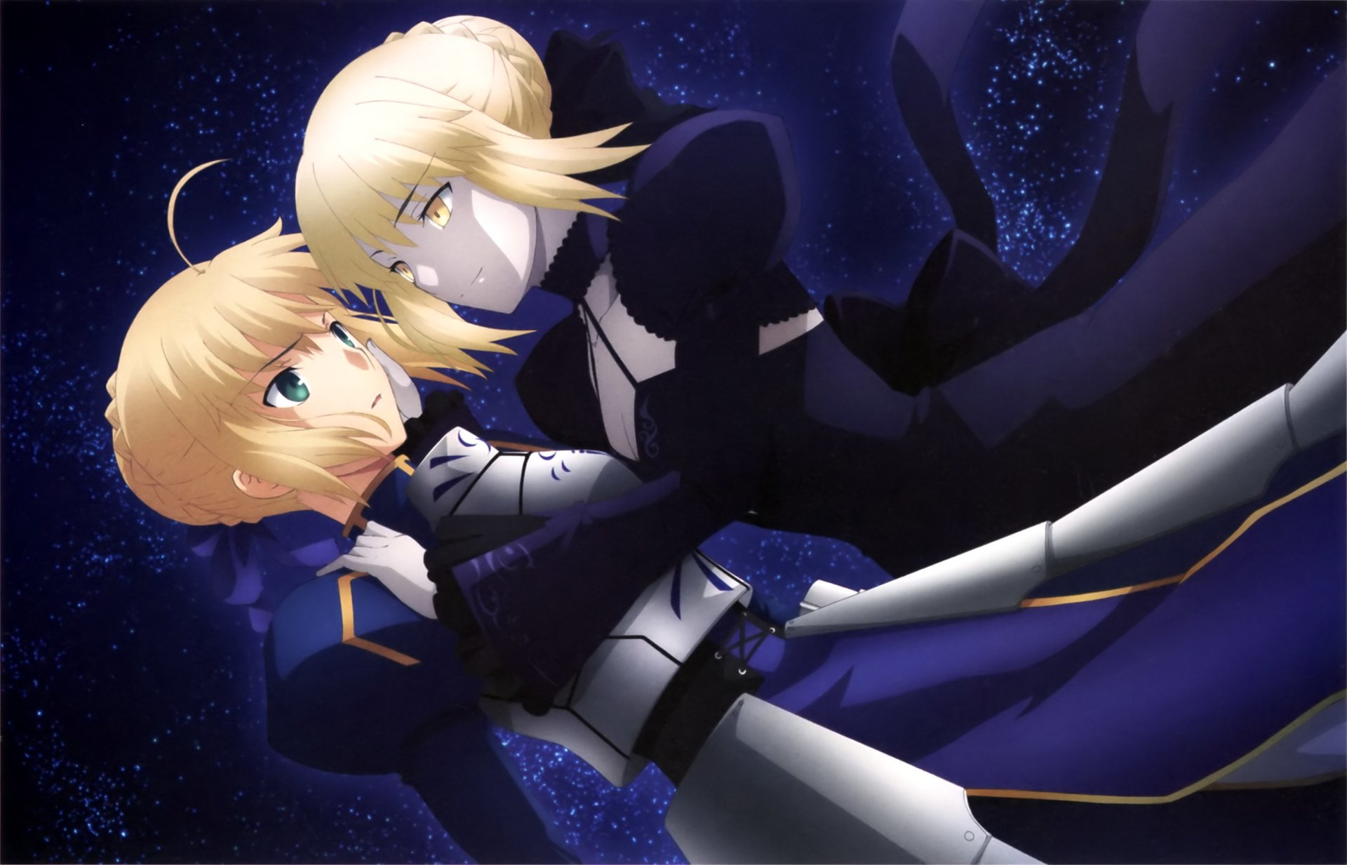 Fate/stay night Movie: Heaven's Feel Sub Indo Part 01-03 BD