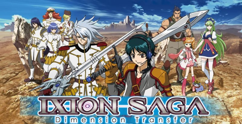 Ixion Saga DT Sub Indo Episode 01-25 End BD