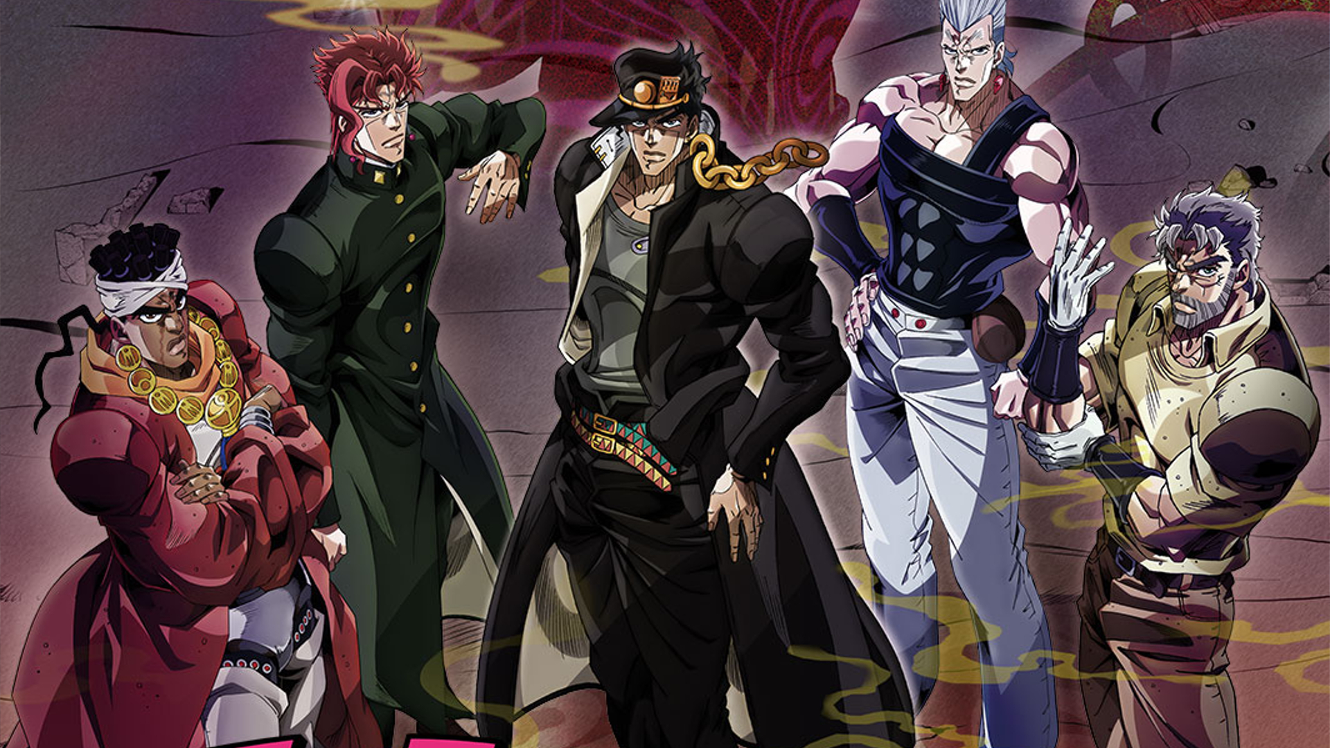 JoJo no Kimyou na Bouken: Stardust Crusaders Sub Indo Episode 01-24 End