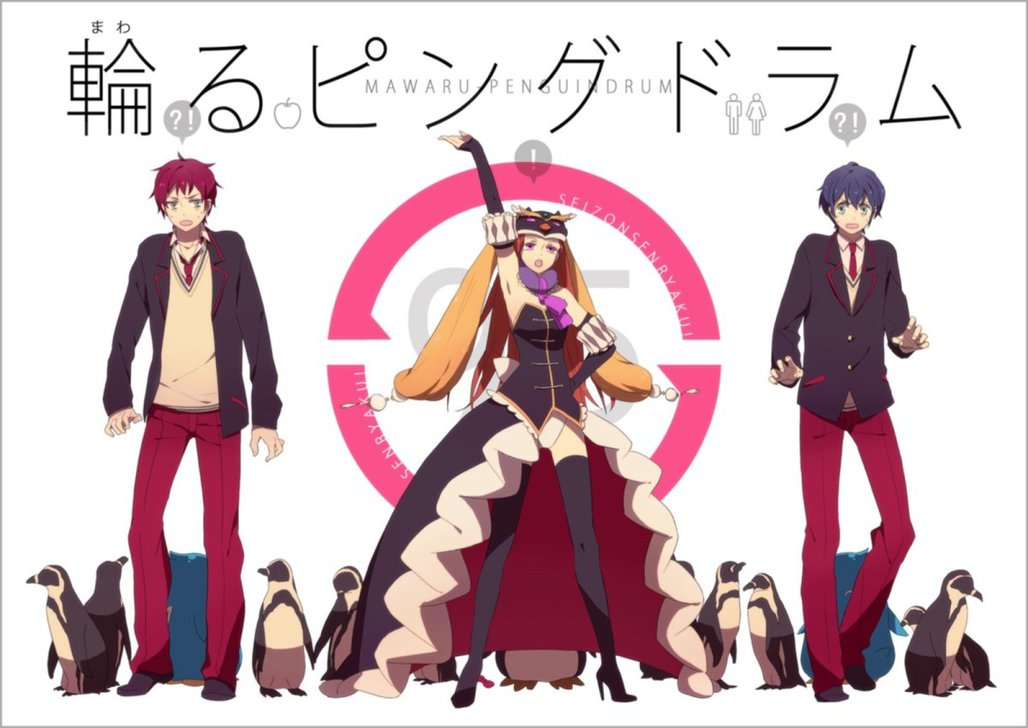 Mawaru Penguindrum Sub Indo Episode 01-24 End BD