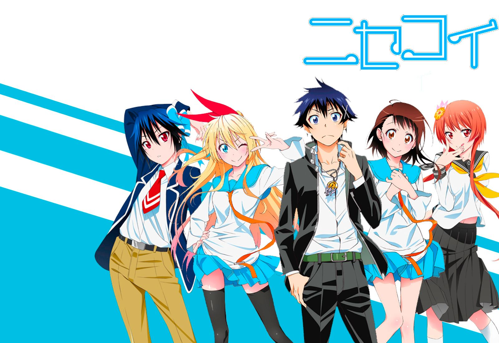 Nisekoi S1 Sub Indo Episode 01-20 End BD