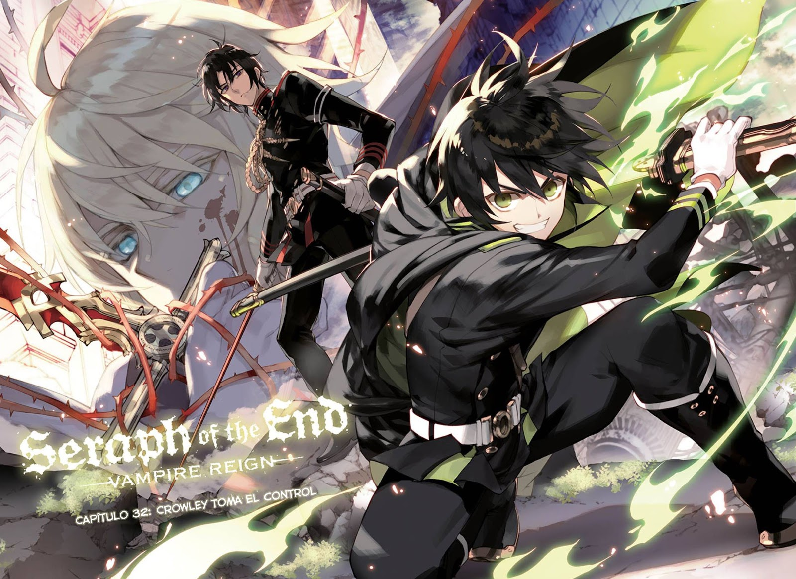 Owari no Seraph S2 Sub Indo Episode 01-12 End BD