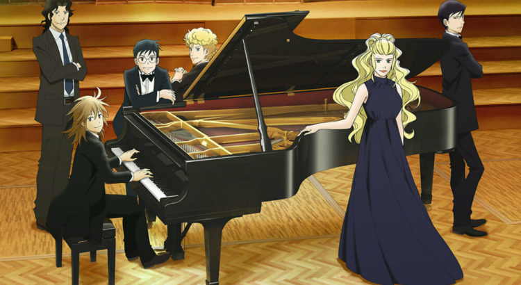 Piano no Mori S2 Sub Indo Episode 01-12 End