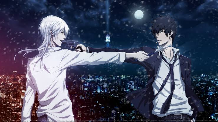 Psycho-Pass S3 Sub Indo Episode 01-08 End