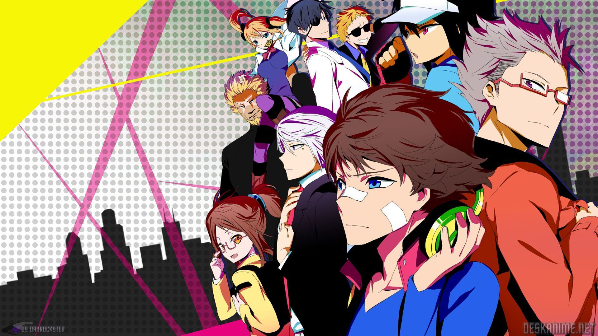 Re: Hamatora Sub Indo Episode 01-12 End