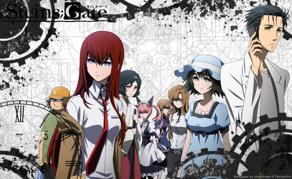 Steins Gate Sub Indo Episode 01-24 End + OVA BD