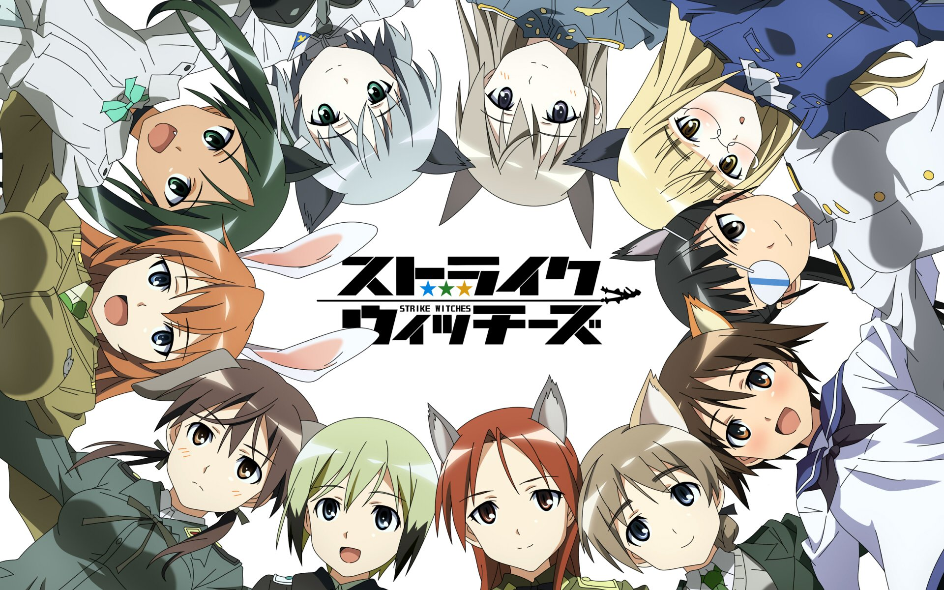 Strike Witches: 501 Butai Hasshin Shimasu! Sub Indo Episode 01-12 End