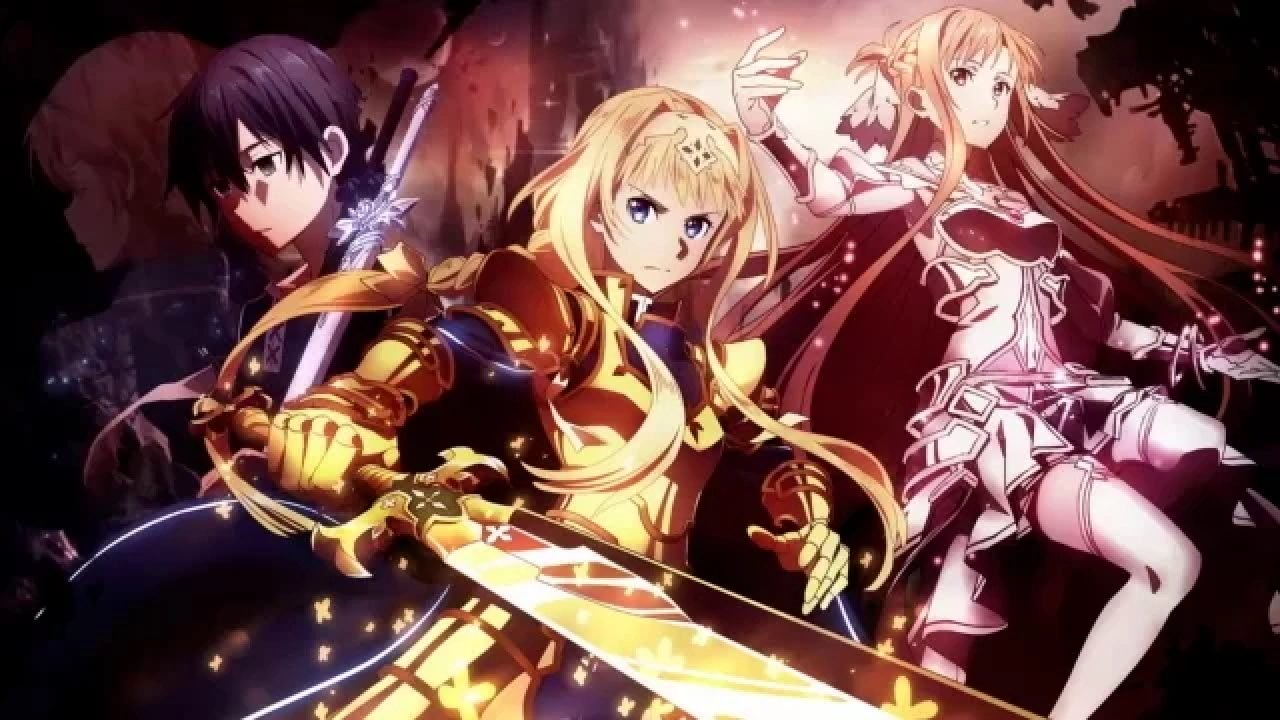 Sword Art Online S3 Part 3 Sub Indo Episode 01-11 End