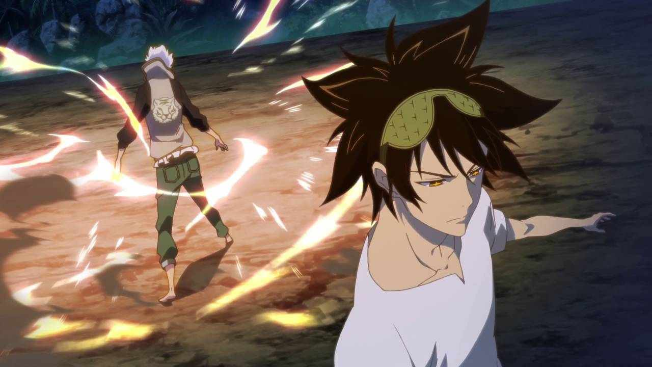The God of High School Sub Indo Episode 01-12