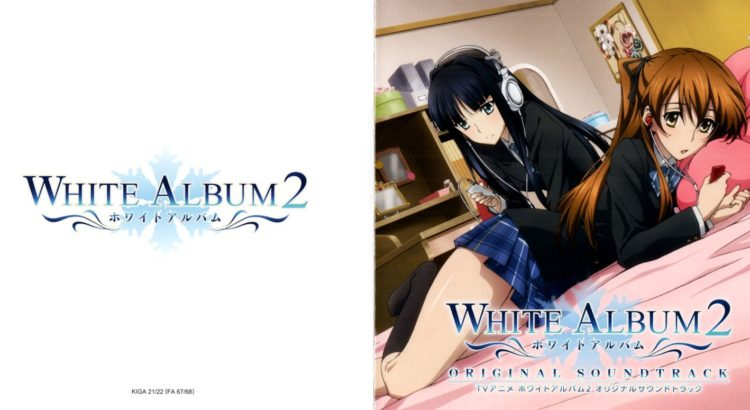 White Album 2 Sub Indo Episode 01-13 End BD