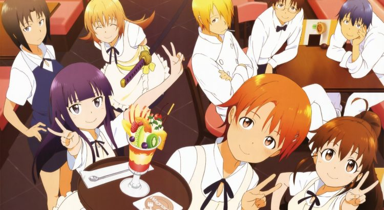 Working S3 Sub Indo Episode 01-13 End + Special BD