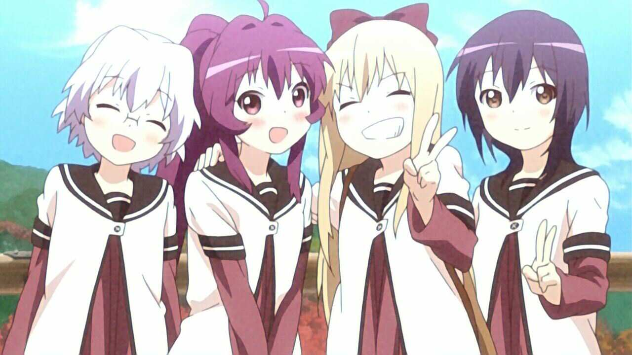 Yuru Yuri Sub Indo Episode 01-12 End BD