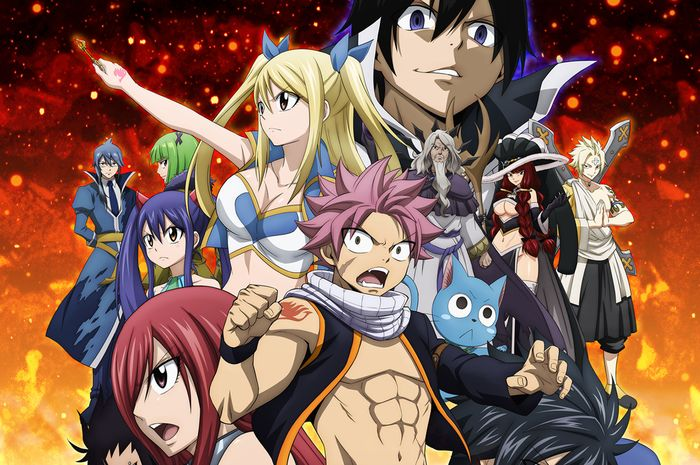 Fairy Tail Sub Indo Episode 01-277 End