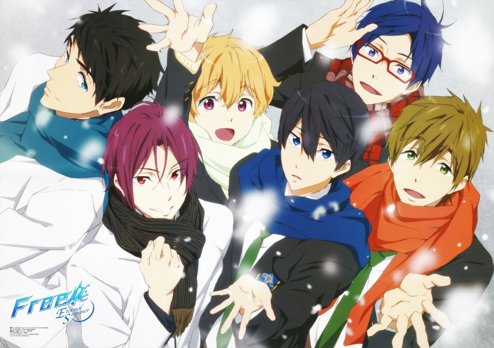 Free! S2: Eternal Summer Sub Indo Episode 01-13 End