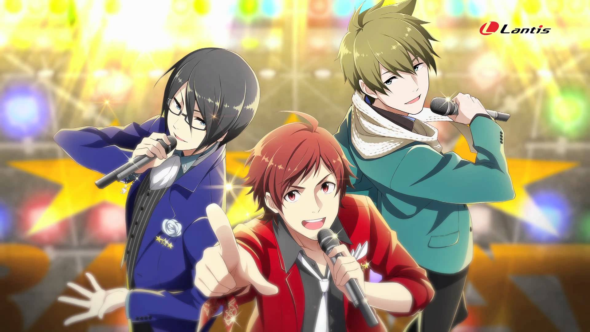 The iDOLM@STER SideM Sub Indo Episode 00-13 End