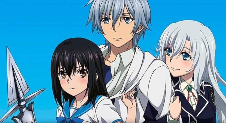 Strike the Blood S4 Sub Indo Episode 01-10