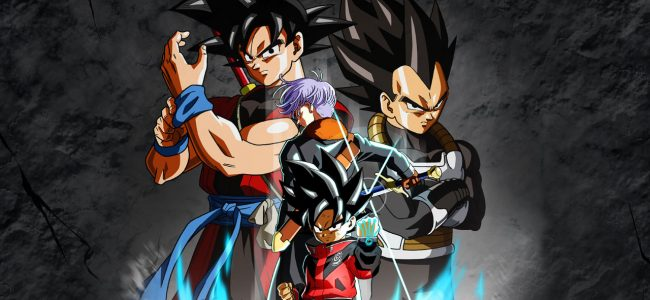 Dragon Ball Heroes Sub Indo Episode 01-20 End