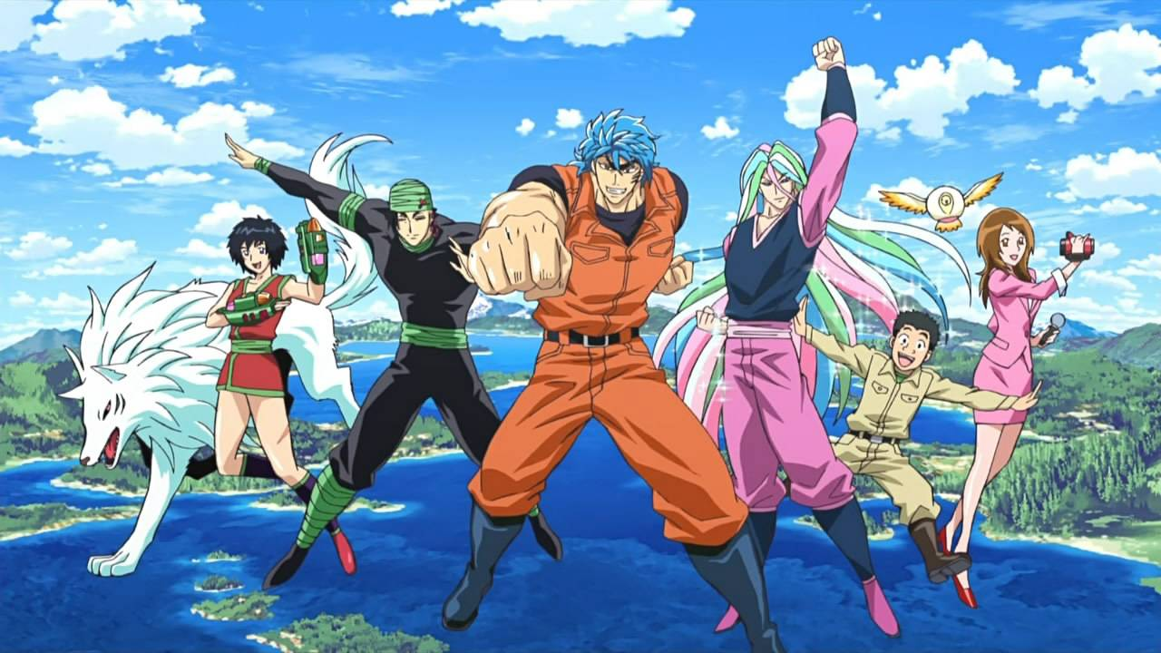 Toriko Sub Indo Episode 01-147 End