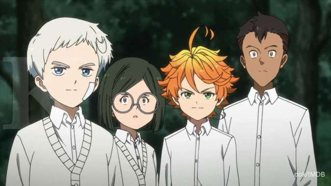 Yakusoku no Neverland S2 Sub Indo Episode 01-11 End
